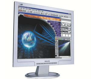 Monitor Philips 170s Lcd (3 komada)