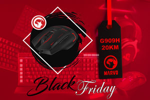 BLACK FRIDAY - MARVO GAMING MOUSE G909H