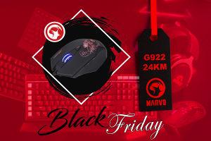BLACK FRIDAY - MARVO GAMING MOUSE G922