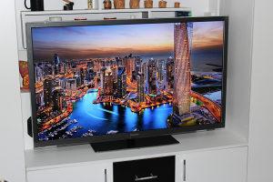"""Panasonic Smart TV 55"""" Full HD LED 3D Wi-Fi YouTube"""