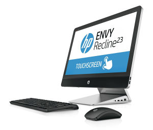 "HP Envy All in one AIO 23"" Touchscreen  i5-4570T"