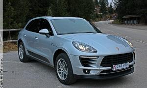Porsche Macan 3.0 dizel 2014 max full 21zoll