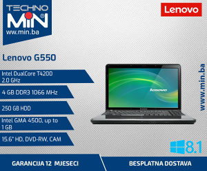 Lenovo G550, Intel T4200 2.0/4/250/DVD-RW/CAM