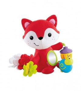 FISHER PRICE - Igračka baby zveka lisica 166027