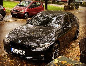 BMW f30 full 2014 god tek registrovan extra stanje