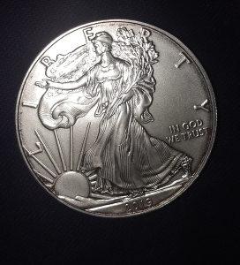 Numizmatika-srebrne kovanice