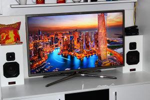 "Samsung Smart TV 40"" Full HD LED Wi-Fi YouTube -Top"