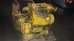 Demper motor