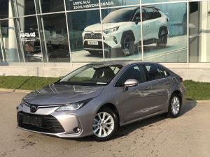 Akcija ! Novo ! Toyota Corolla 1.6 VVT-ie 2020 Vise Kom