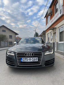 Audi A7 3xSline TEK REGISTROVAN