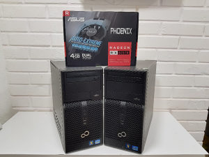 PC GAMING i5 2500/8 GB RAM/500 HDD/4 GB RX 550 AKCIJA