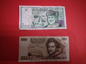 Novčanice za zamjenu