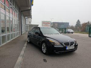 BMW e60 525d 145kW facelift *xenon,navi,koža,senzori*
