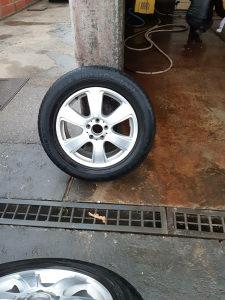Alu felge 5x112 Mercedes