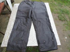 Muske hlače kozne