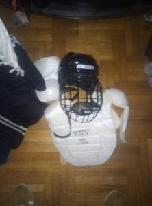 Hokej oprema