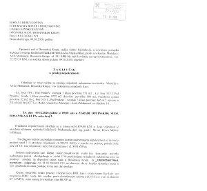 Prodaja zemljista okolina Bos. Krupe
