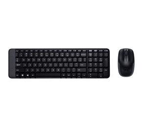 Logitech MK220 miš i tastatura