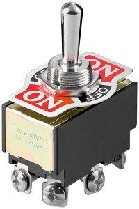 KIP PREKIDAC 220V 10A ON-OFF-ON (008350)