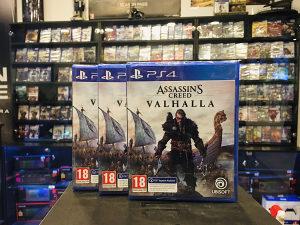 PS4 Assassin's Creed Valhalla (PlayStation 4)