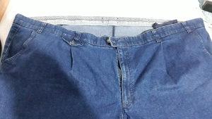 Muske texas  pantole EUREX struk 150 cm
