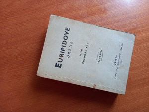 Euripid drame