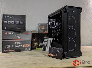 Racunar GAMING PC RTX 2060 Super/Ryzen 5 3600/16GB