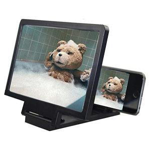 3D Povećalo zaslona mobitela