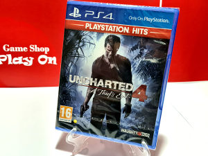 Uncharted 4 : A Thief End (Playstation 4 - PS4)