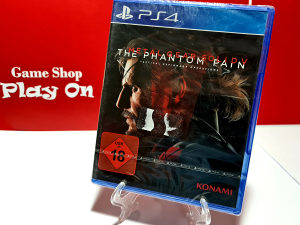 Metal Gear Solid V 5 : The Phantom Pain (PS4)