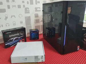 Računar GAMING i3-9100F/8GB-DDR4/256SSD/RX560-4GB