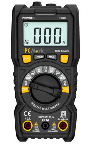 Digitalni instrument voltmetar ampermetar multimetar 0B