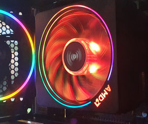 Računar-Ryzen 7 2700x/16GB/SSD 240GB;RX 5600XT 6GB DDR6