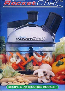 Rocket chef sjecaklica ribalica mutilica