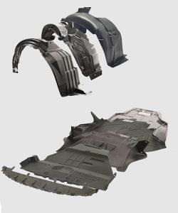PVC zastita motora / blatobrana /potkrilo za sva vozila