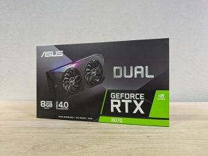 Nvidia RTX 3070 Asus Dual 8GB GDDR6