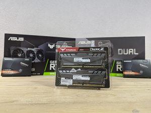 RAM Team Group T-Force DarkZ 32GB (2x16GB) 3600MHz CL18