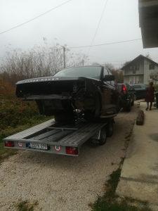 Range rover stranac Englez