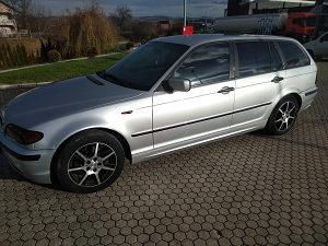 BMW e46 2.0 Dizel 110kw 150s Facelift Automatik REGISTR