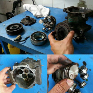 Reparacija kompresora auto klime PRAKTIK AUTO