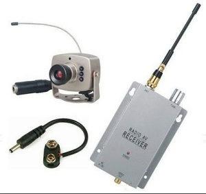 VANJSKA špijunska wifi kamera VIDEO NADZOR