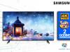 TV Samsung SMART 4K LED 75