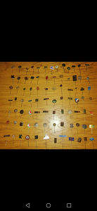 Značke, kolekcionarstvo
