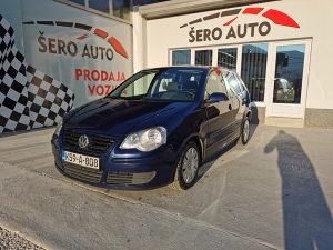 VW POLO 1.4 TDI 2005 GOD .. RATA 130 KM MJESEČNO