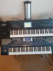 Klavijature Korg pa800 Korg triton extreme
