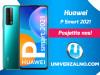 Huawei P Smart 2021 128GB (4GB RAM)