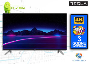 TV Tesla SMART LED 50S905BUS 50'' 4K Android