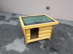 Kućica za pse-Novo,dimenzije 0,80X0,55