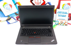 Laptop Lenovo L450; i3-5005u; 500GB HDD; 8GB RAM