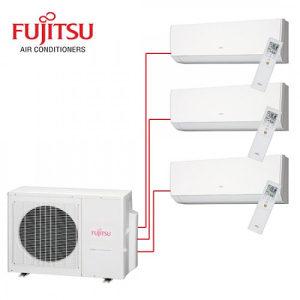 Fujitsu TRIAL inverter klima AOYG24L do 90m2